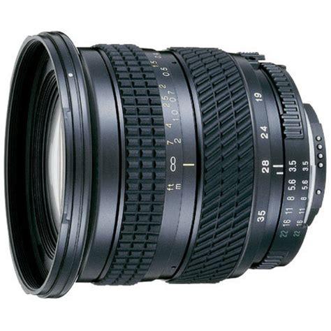 Lensa Tokina 19 35mm tokina 19 35mm f3 5 4 5 a mount lens info