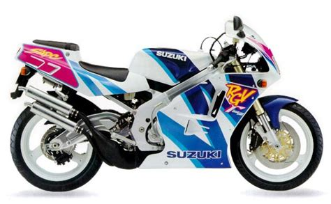 Suzuki Rgv by Suzuki Suzuki Rgv 250 Moto Zombdrive