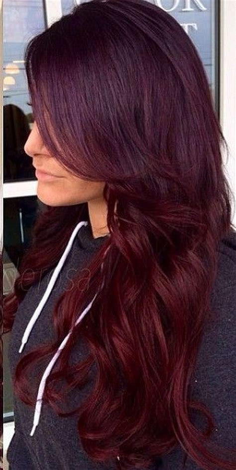 koleston maroon hair color best fall hair color ideas that must you try 14 fashion best