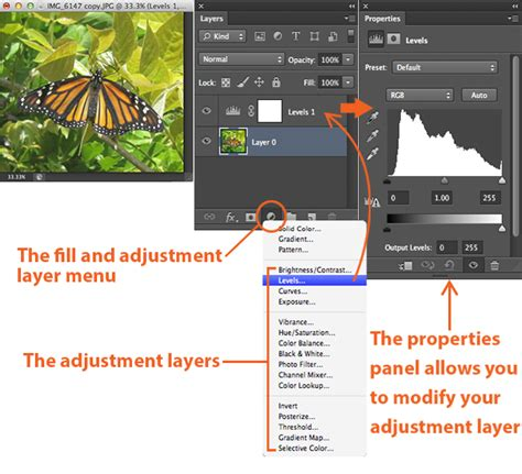 adobe photoshop layers tutorial video how to use adjustment layers in photoshop cs6