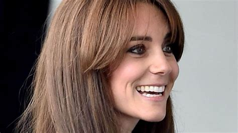 student haircuts cambridge back with a bang duchess kate returns to duties with