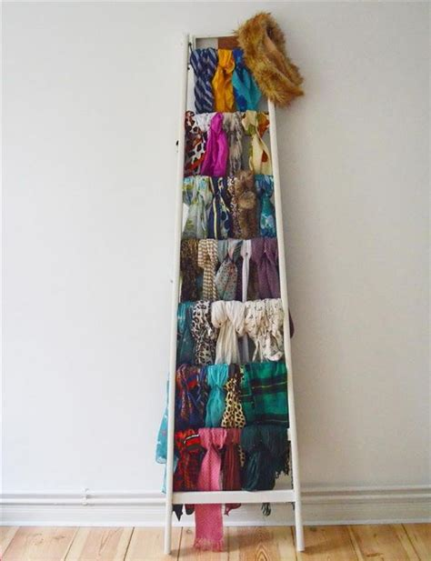 30 creative scarf storage display ideas hative