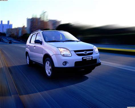 Suzuki Russia Suzuki Ignis цена технические характеристики фото