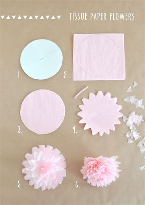 How To Make Paper Flower Garlands - 917 best images about bar on