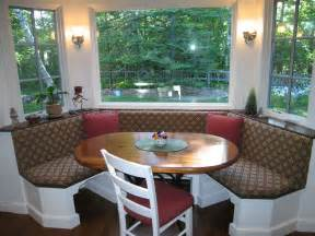 banquette seating maximize family togetherness in the