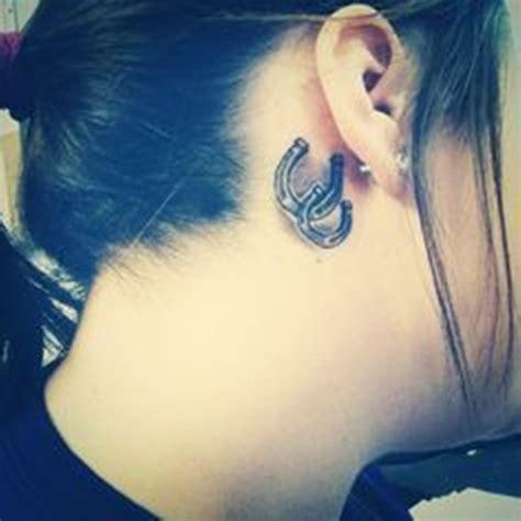horseshoe cross tattoo 40 horseshoe tattoos tattoofanblog