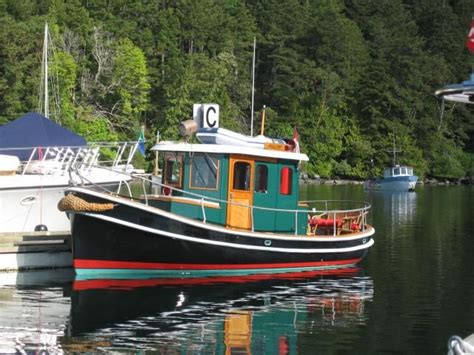 tug boats for sale bc canada 1979 crosby yachts tug power boat for sale www