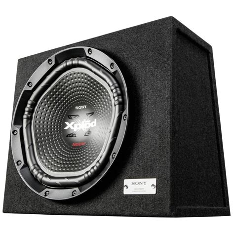 Speaker Subwoofer Sony sony xplod xs nw1202e car subwoofer 1800w 94db 4ohm genuine new