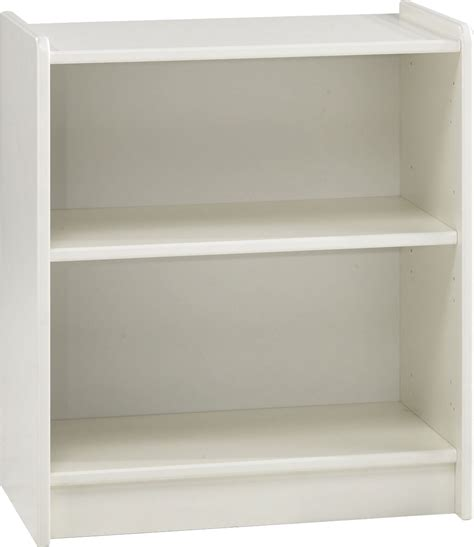 steens for white low bookcase