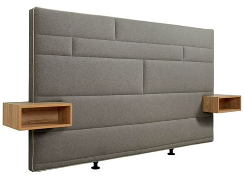 malm headboard with integrated nightstand 17 best ideas about upholstered headboards on pinterest