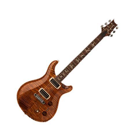 Gitar Prs 9 disc prs guitars paul s guitar mahogany copper at gear4music