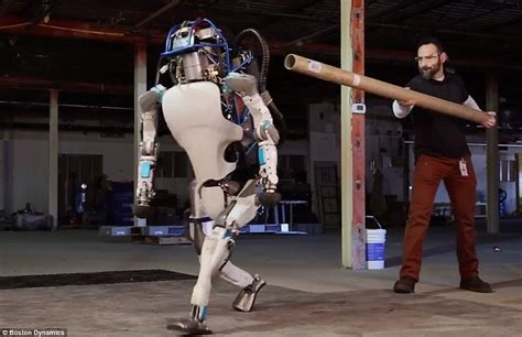 everything robotics all the google s atlas robot can pick things and stand up after falling down