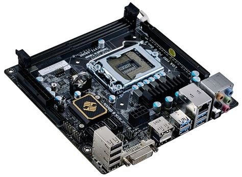 Ecs Drone Series ecs announces mini itx z97i drone motherboard