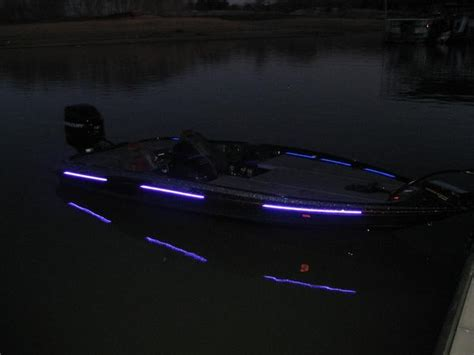 blue water led uv light sale