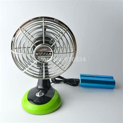 aa battery operated table fans aa battery powered fan battery operated clip on desk fan