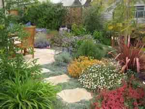 california drought tolerant garden ideas