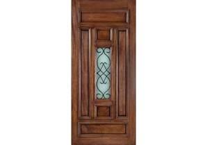 36 Front Door Etodoors Exterior 36 Quot X 80 Quot Mahogany Solid Wood Door 1 3 4 Quot Ebay