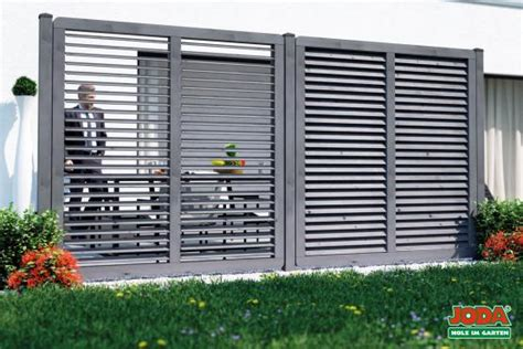 Terrasse Sichtschutz Kunststoff 555 by Lamellen Sichtschutzzaun Lilashouse