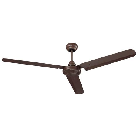 home depot industrial fan rental nutone commercial series 56 in indoor brown ceiling fan