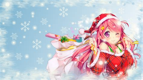 wallpaper anime christmas anime christmas wallpaper by chihahime on deviantart