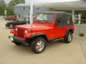 1995 Jeep Wrangler Yj 1995 Jeep Wrangler Yj Exposez
