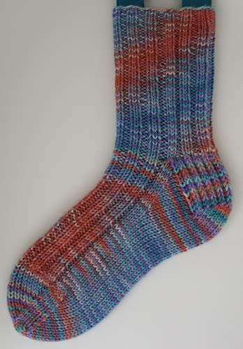 pattern socks free free sock pattern by handwerks oliver boliver