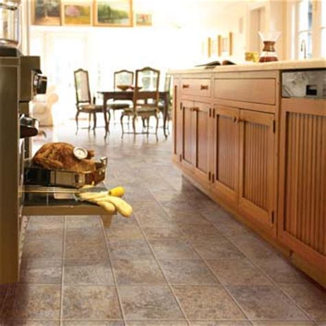 Kitchen Flooring Ideas Vinyl Kitchens Flooring Idea Sobella Supreme Sobella Vesuvius By Mannington Vinyl Flooring