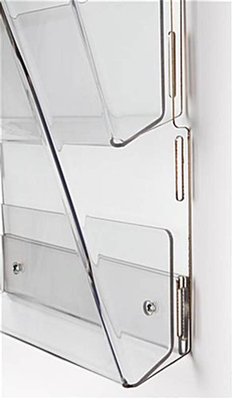 hanging magazine rack 16 view pockets