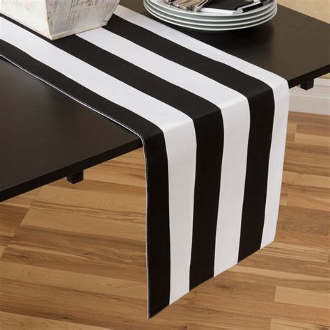 and white striped table runner best 25 striped table ideas on striped table