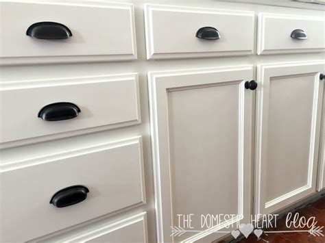 chalk paint vs enamel chalk paint vs paint for kitchen cabinets diy