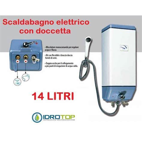 scaldabagno elettrico istantaneo per doccia scaldabagno elettrico b14 litri