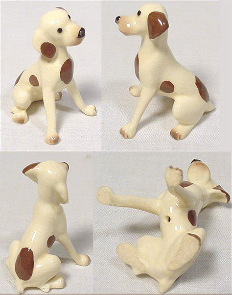 Animal Series From Clay Duck identify antique and collectable pottery dogs cajun