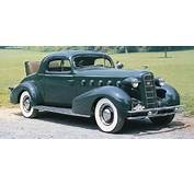 LaSalle Cars Of The 1930s
