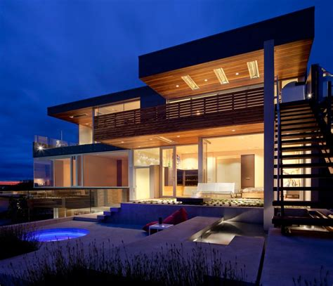 modernday houses orchard way by mcleod bovell modern homes decor advisor