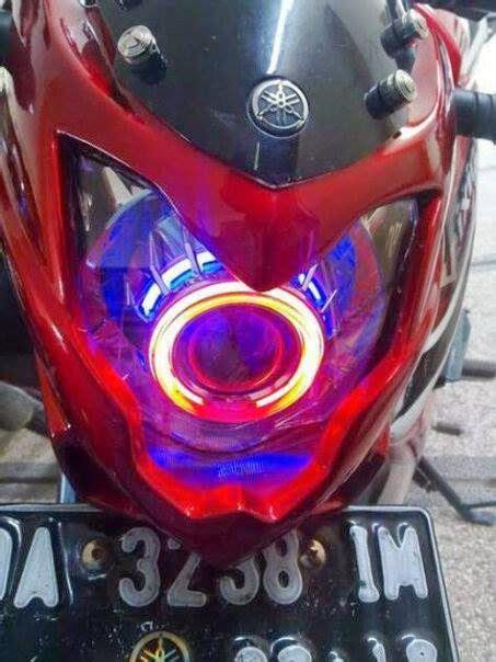 Lu Projector Buat Nvl tips modifikasi wajah si new vixion lightning biar tambah ganteng