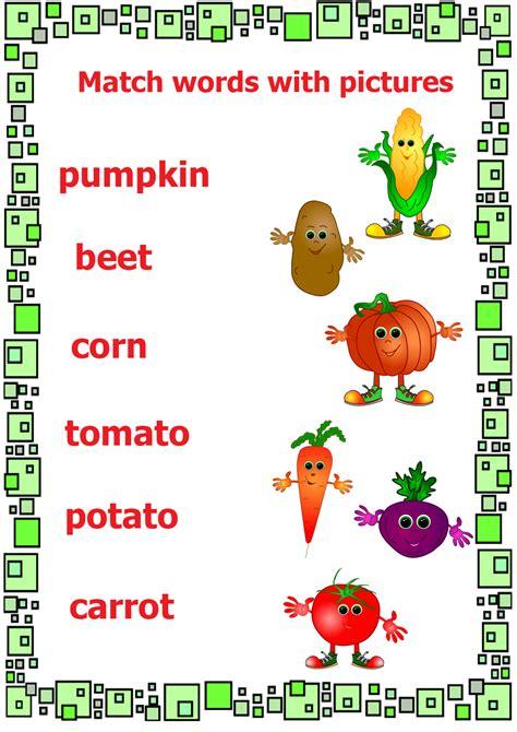 5 Letter Words Vegetable the garden song vegetable vocabulary