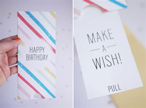 diy pop up birthday card templates printable birthday pull card