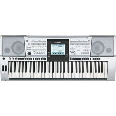 Yamaha Keyboard Psr 3000 yamaha psr 3000 61 key arranger workstation keyboard