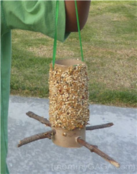 Things You Can Make Out Of Toilet Paper Rolls - toilet paper roll bird feeder allfreekidscrafts