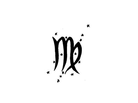 virgo constellation tattoo designs virgo tattoos search tatoos