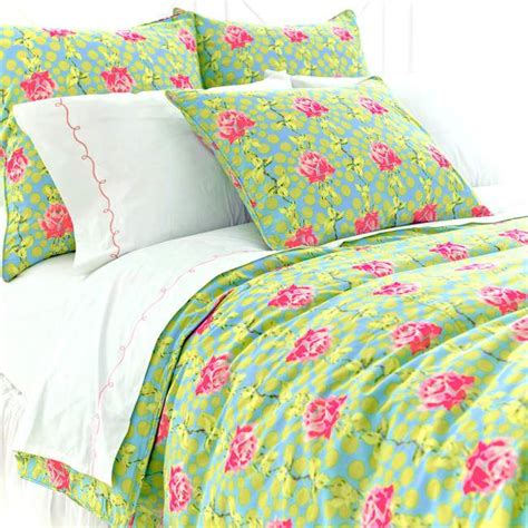 lime green and red bedroom lime green and pink bedding girls district pinterest