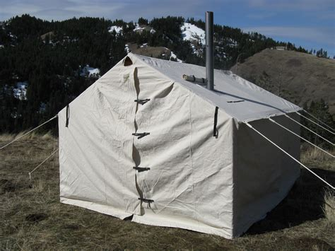 wall tent 10x12x5ft magnum wall tent and angle kits