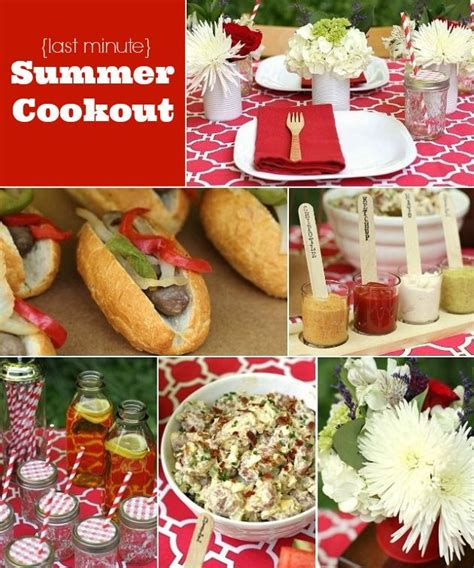 11 creative cing food ideas and recipes that will make 17 best images about summer cookout on pinterest last