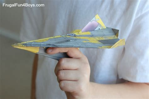 paper crafts for boys wars paper crafts to make frugal for boys and