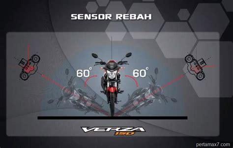 Alarm Motor Verza tvc atau iklan honda verza 150 pamer mesin injeksi