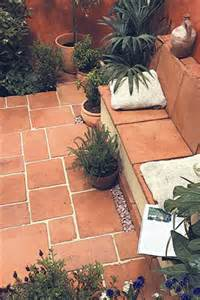 Small Patios Ideas terracotta paving 10m2 project pack