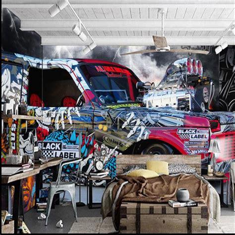 graffiti wallpaper sles aliexpress com buy free shipping graffiti murals coffee