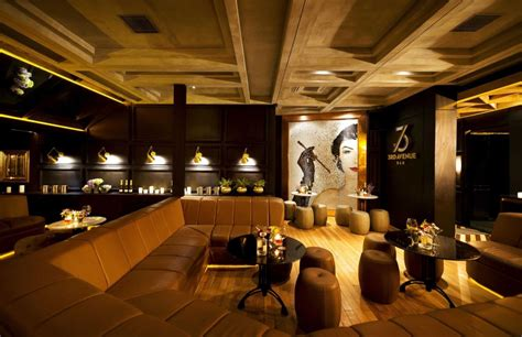 Large Ceiling Chandeliers A Classy Whiskey Bar With Skyline Views Of Jakarta