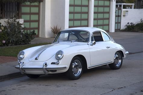 porsche 356c 1964 porsche 356c coupe sold historic sports racing cars