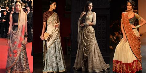 styles of draping saree in wedding flaunt these 7 different saree draping styles to outshine
